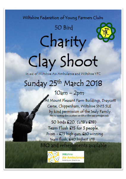 Charity Clay Shoot