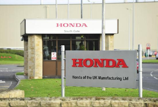 This Is Wiltshire: Temporary workers at South Marston Distribution Centre will lose their jobs following recent cutbacks at Honda