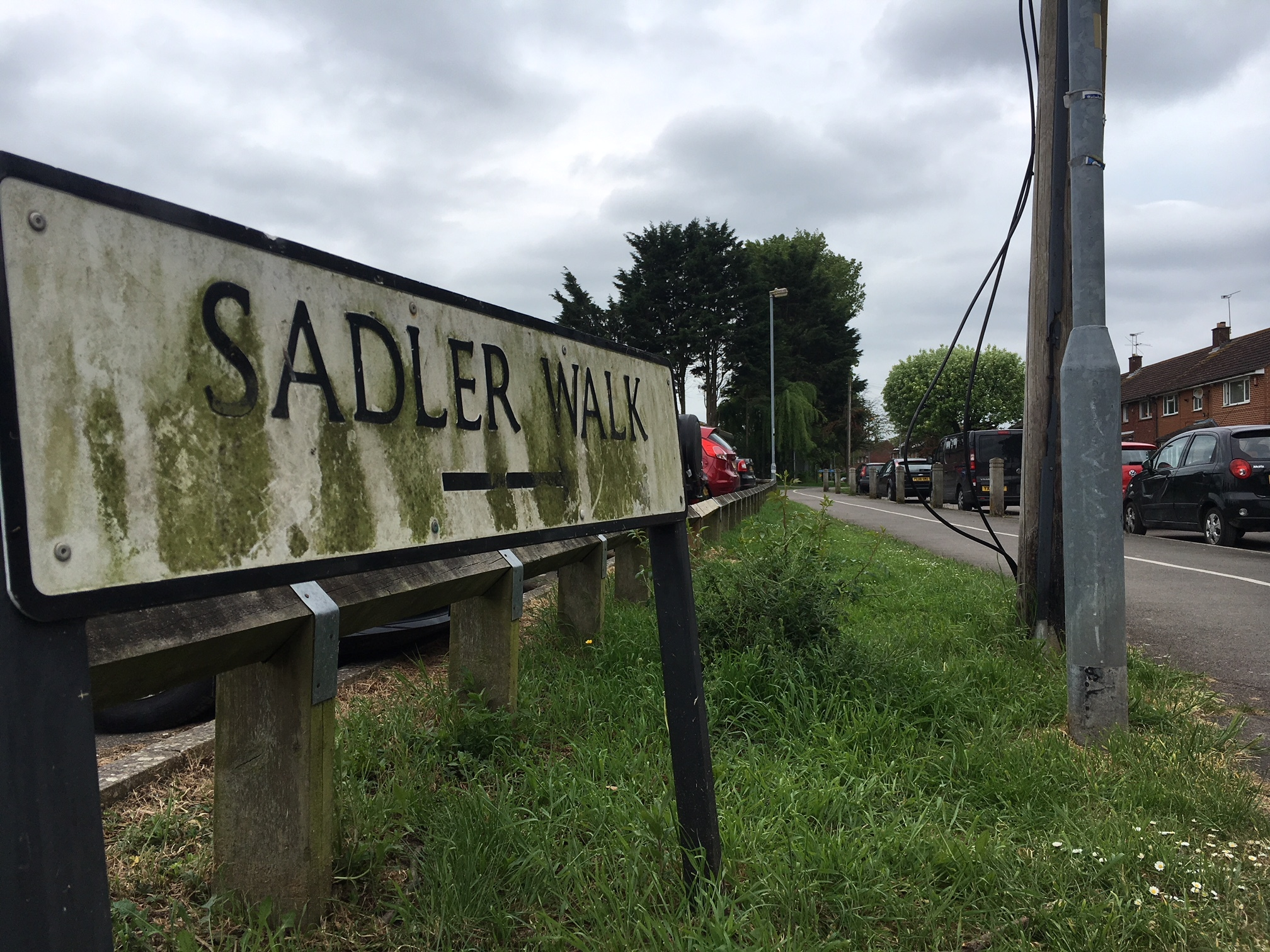 Sadler Walk, Walcot.