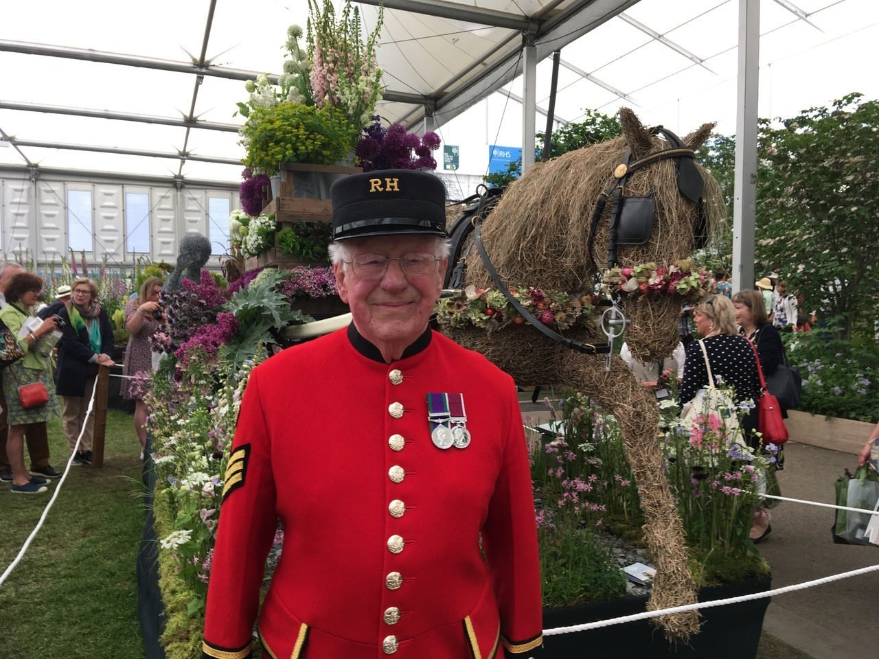 Gold winners at RHS Chelsea Flower Show