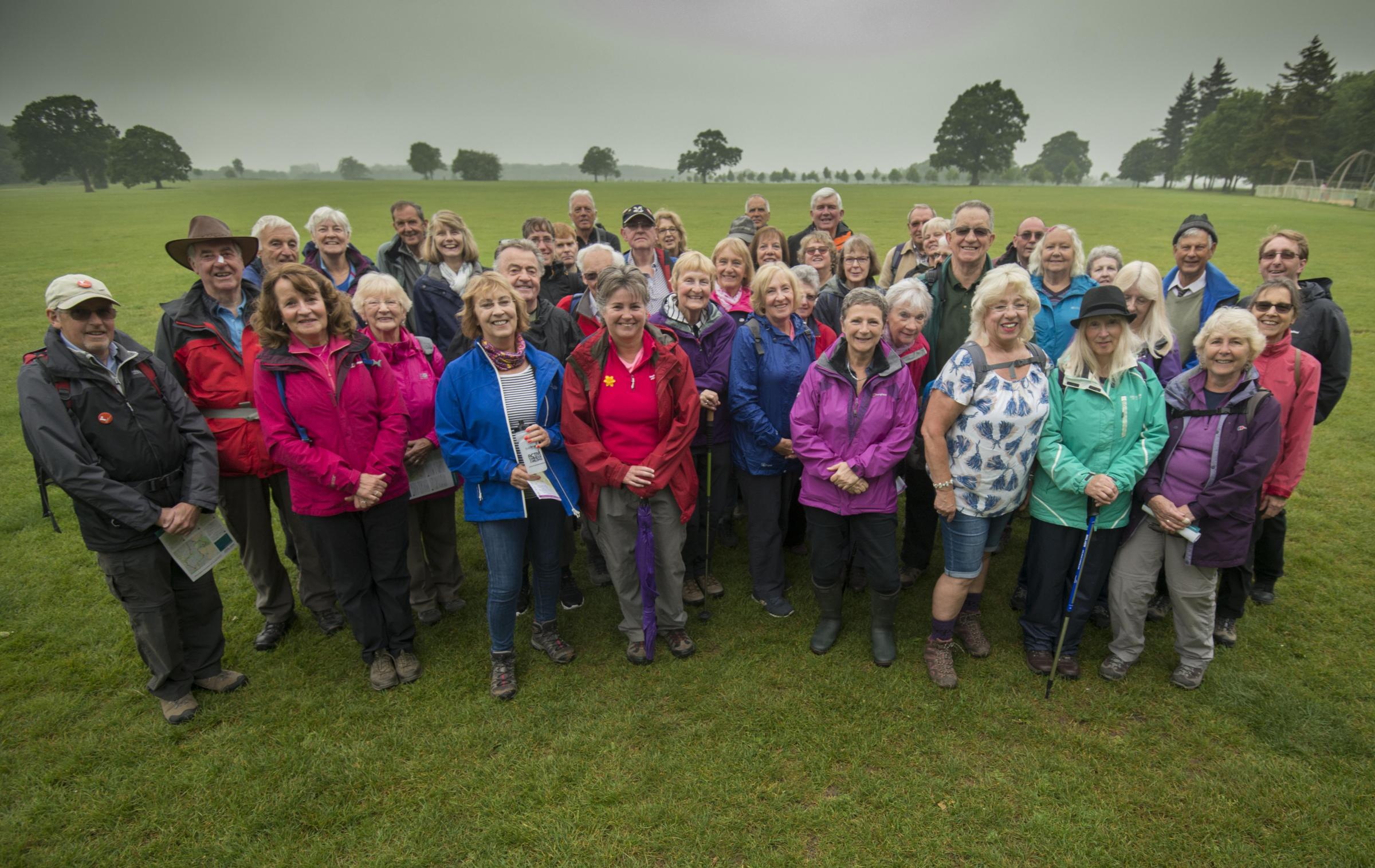 The Walk About Festival at Lydiard Park. Pictures: CLARE GREEN