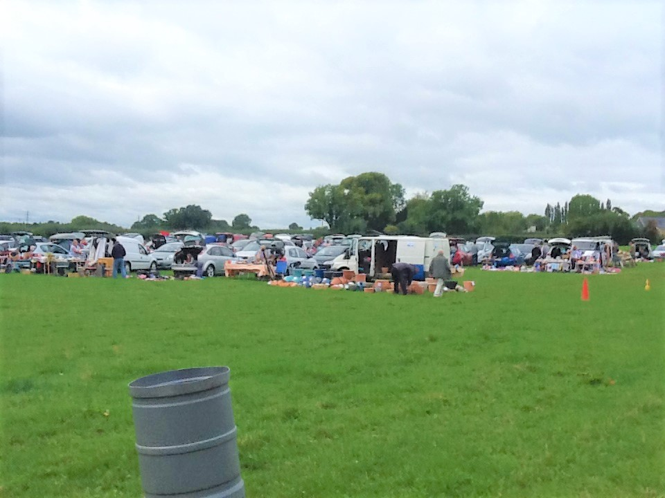 Royal Wootton Bassett Rotary Club Car Boot Sale