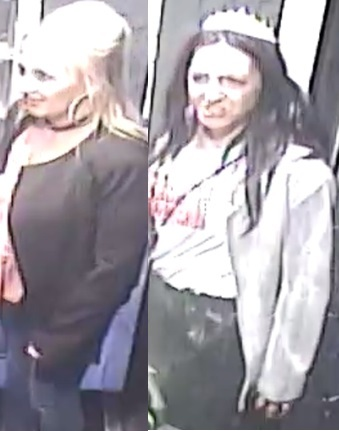 Police would like to speak to these two women, who may have seen an assault on Highworth Road.