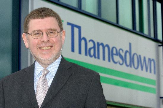 This Is Wiltshire: Thamesdown Transport Managing Director, Paul Jenkins