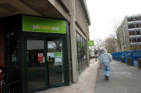 This Is Wiltshire: Job centre plus in Swindon's Princes Street