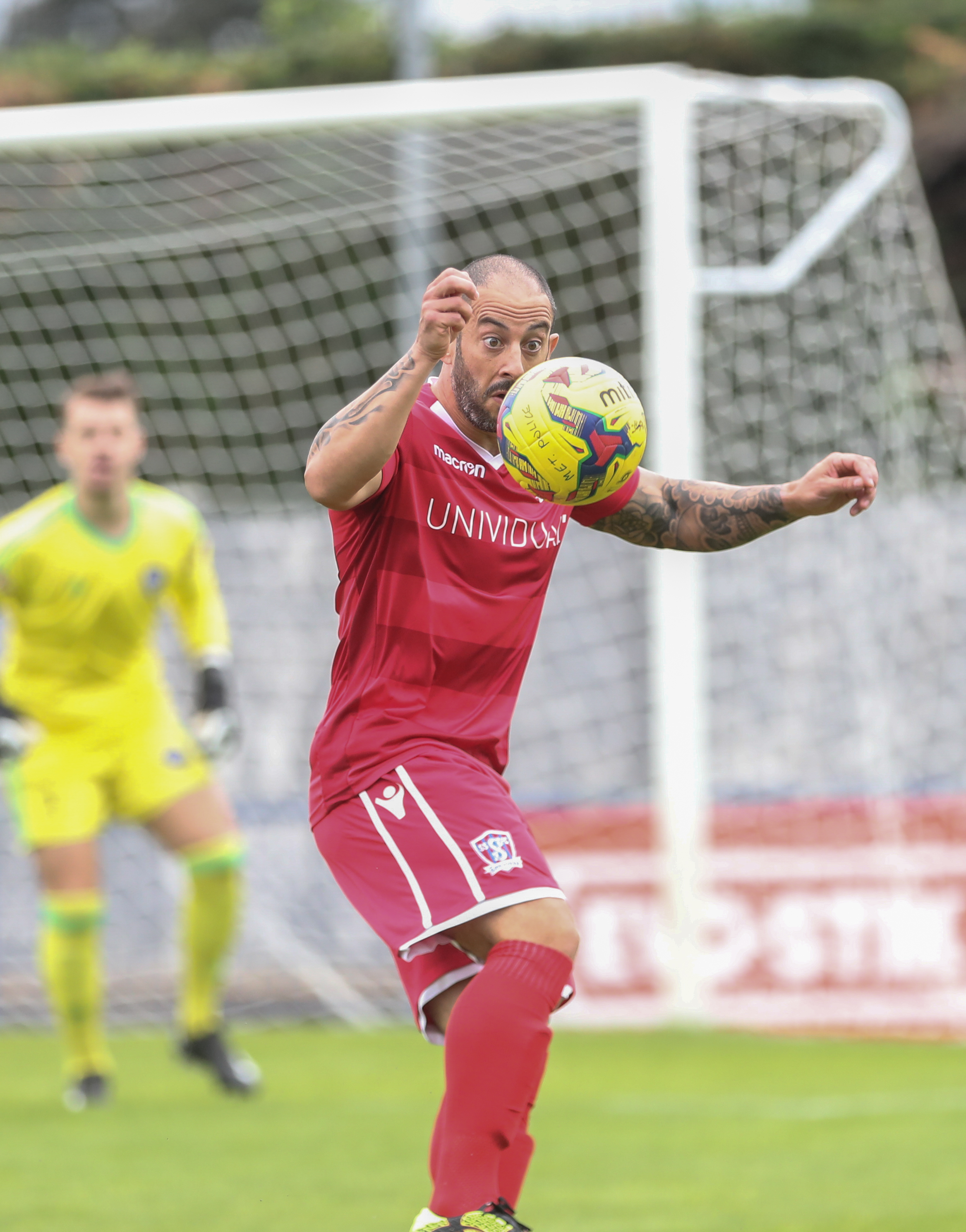 Stuart Fleetwood was among the midweek scorers for Swindon Supermarine