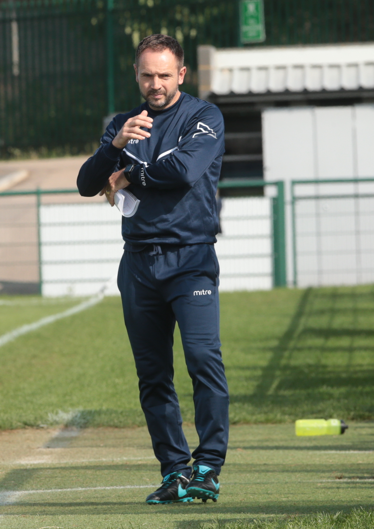 Swindon Supermarine boss Lee Spalding