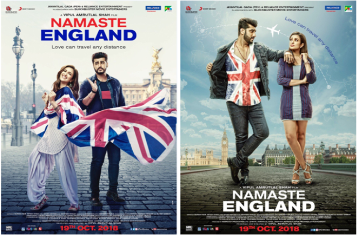 Love Crosses Borders In NAMASTE ENGLAND: A Fun, Quintessential Bollywood Love Story