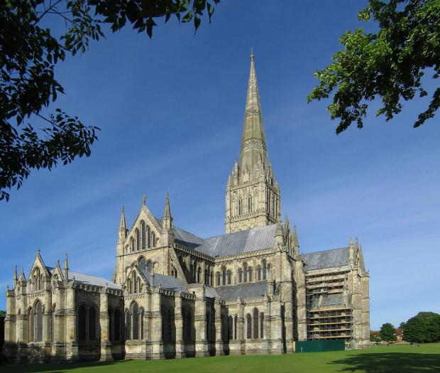 This Is Wiltshire: Salisbury Cathedral's Lent programme Sanctuary – finding sanctuary in a noisy world,  takes place in Trinity Chapel from Wednesday, March 12