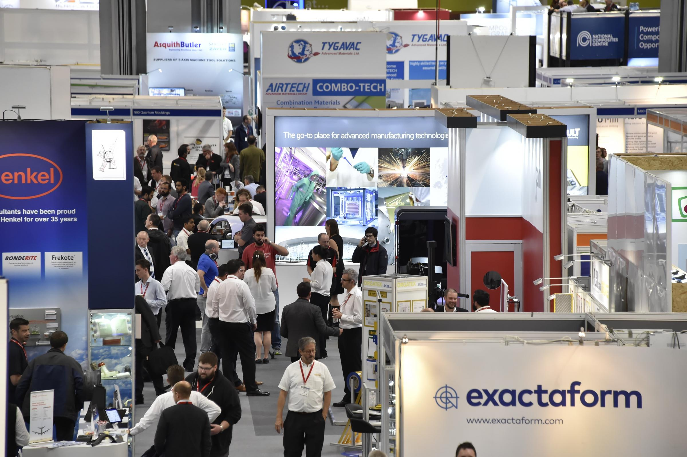 The tenth annual Advanced Engineering industry show will be held the the Birmingham NEC at the end of October