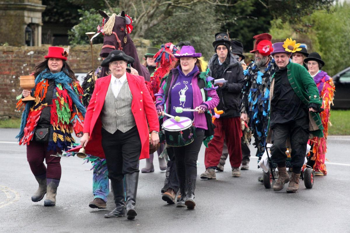 The Avebury Wassail takes place this weekend