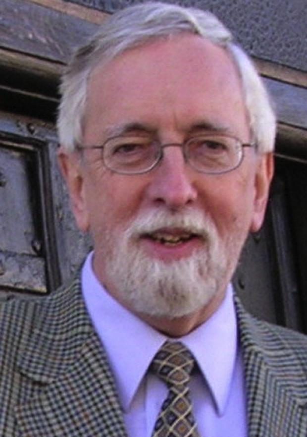 This Is Wiltshire: Dick Tonge, Wiltshire Council cabinet member for highways and transport