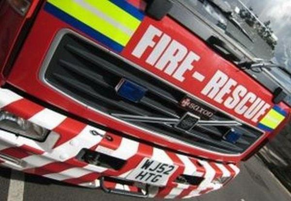 Fire incidents this weekend