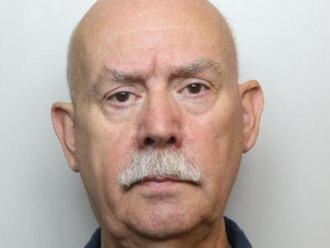Paedophile Peter Daniels has been jailed for life