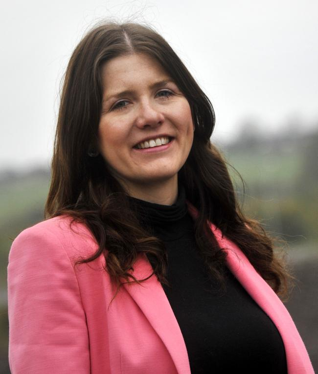 Michelle Donelan, MP for Chippenham.