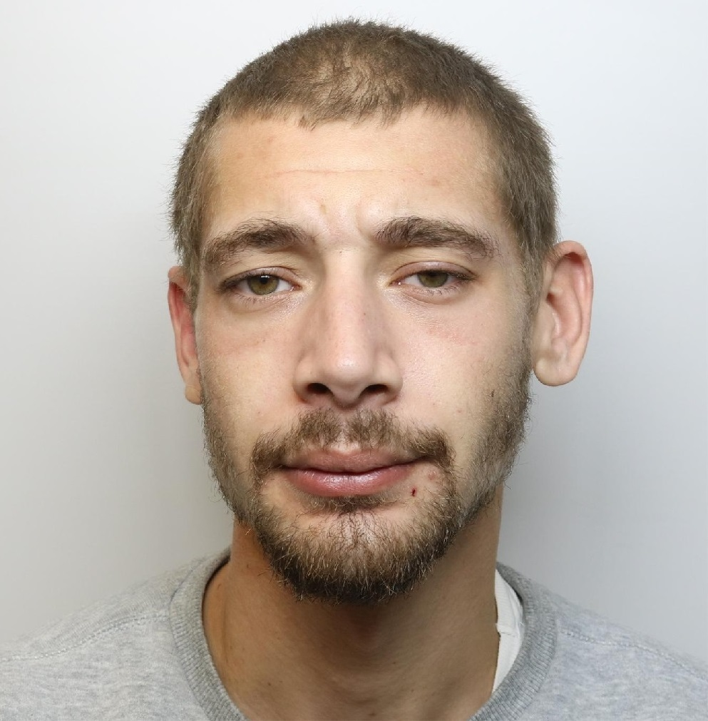 Alan Aldous has been jailed for burglary. Picture: Wiltshire Police.