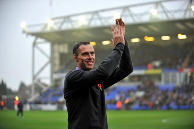 Peterborough United hosted a family day before Posh's game against Derby County. .David Farrell is inducted into the Peterborough United hall of fame, and salutes the Posh faithful..
