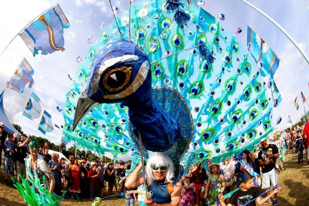 The wonderful world of WOMAD, at Charlton Park, July 25-28