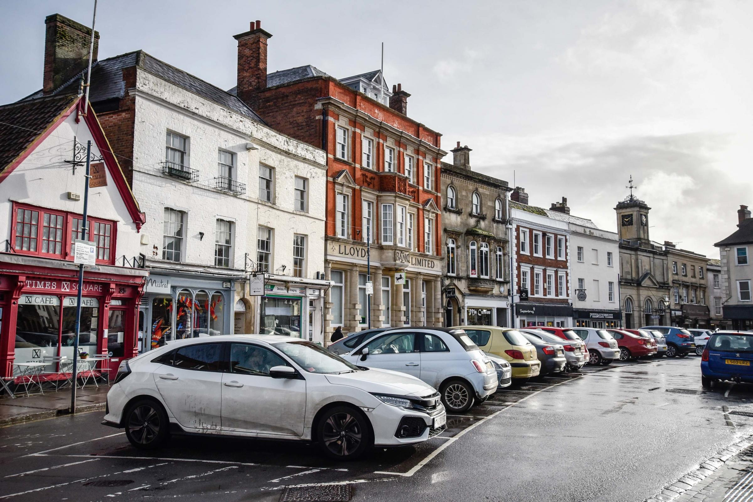 Paid For Parking And Community Space Deal For Devizes Market