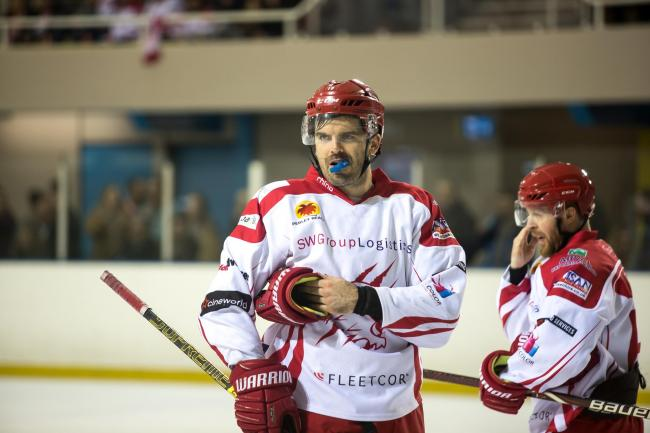 Swindon Wildats player-coach Aaron Nell is hunting a second import signing
