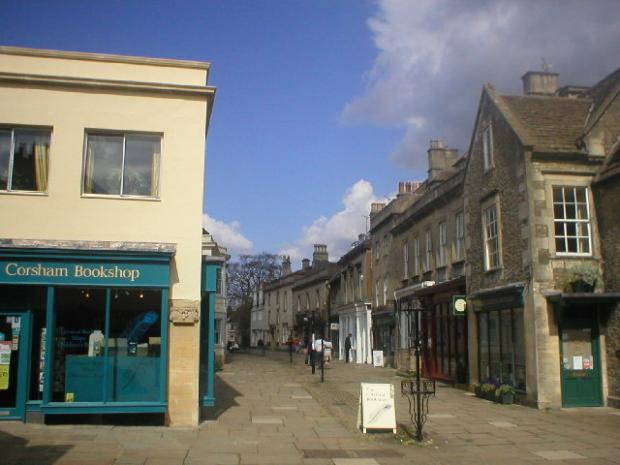 This Is Wiltshire: Corsham high street