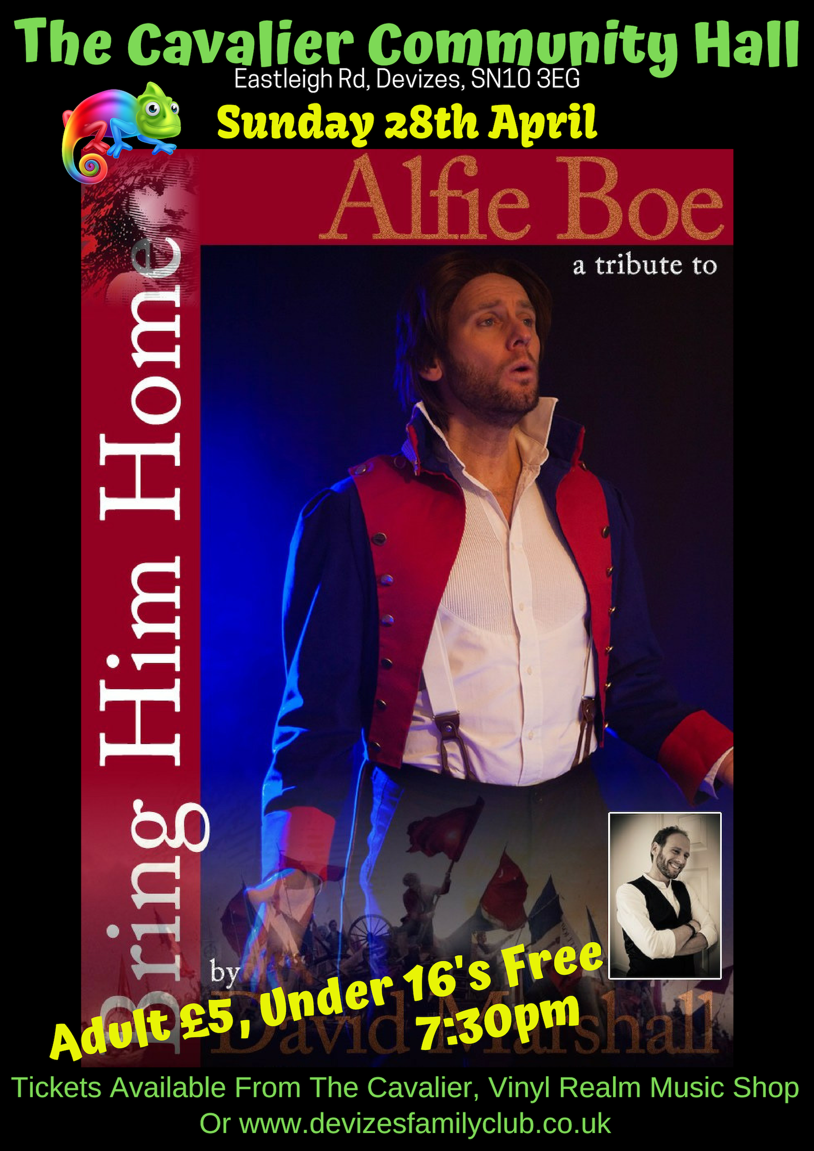 Alfie Boe Tribute