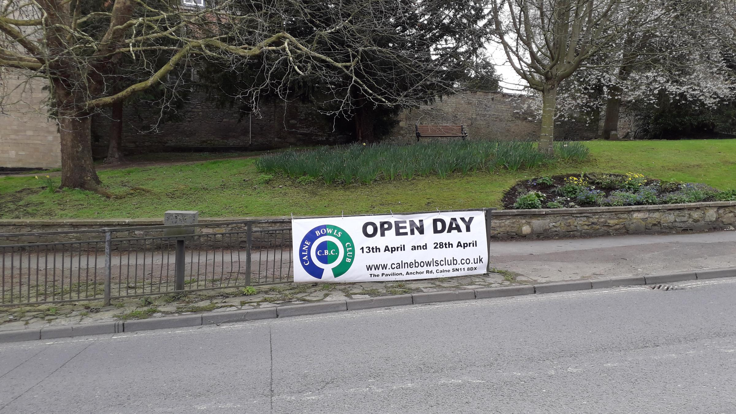 Calne Bowls Club: Public Open Day