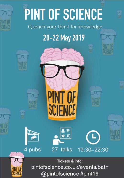 Pint of Science: Tech Me Out