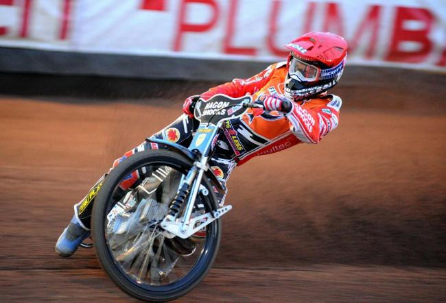 Determined Doyle to ride for the Robins in Manchester, club confirms