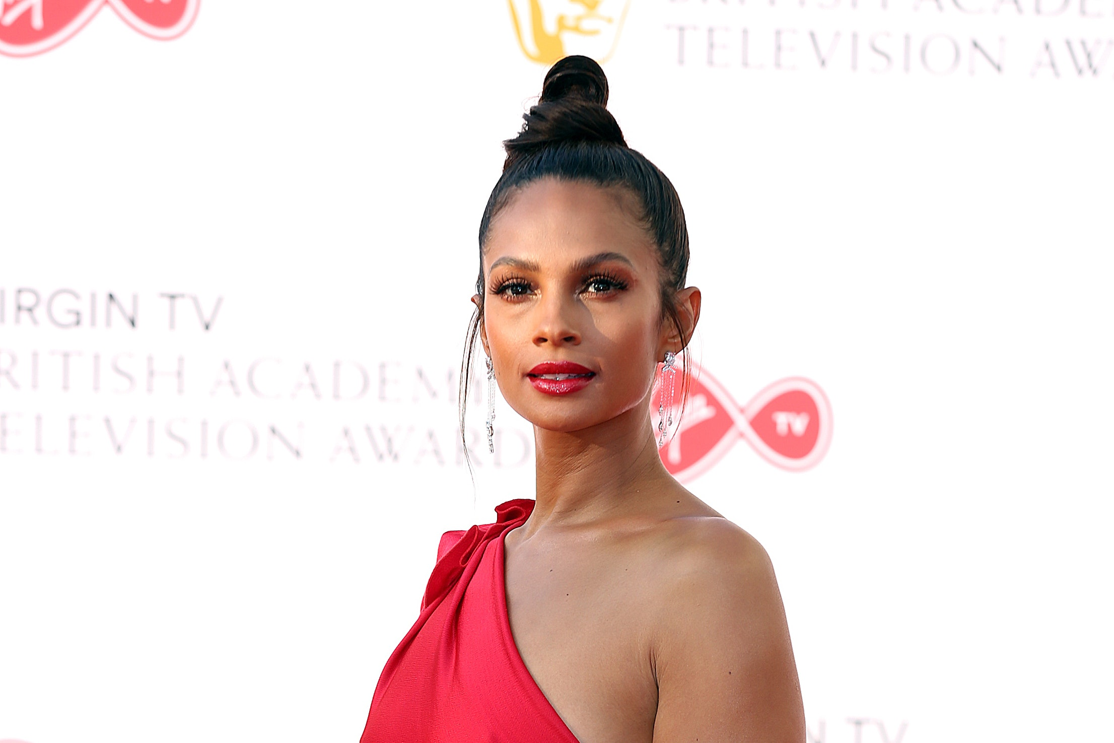 Alesha Dixon said she did not have faith in her ability