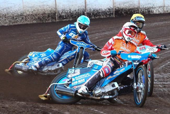 King's Lynn Stars 47 Swindon Robins 43; Monday, April 29, 2019; Tobiasz Musielak; PICTURE: LES AUBREY