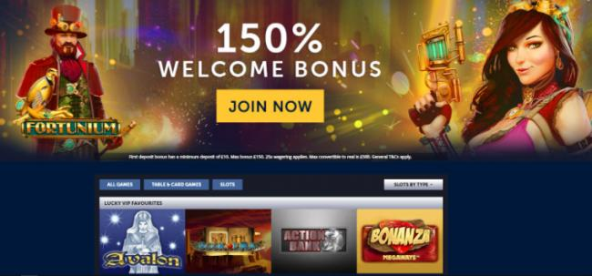 Lucky VIP Casino unveils range of spring slots