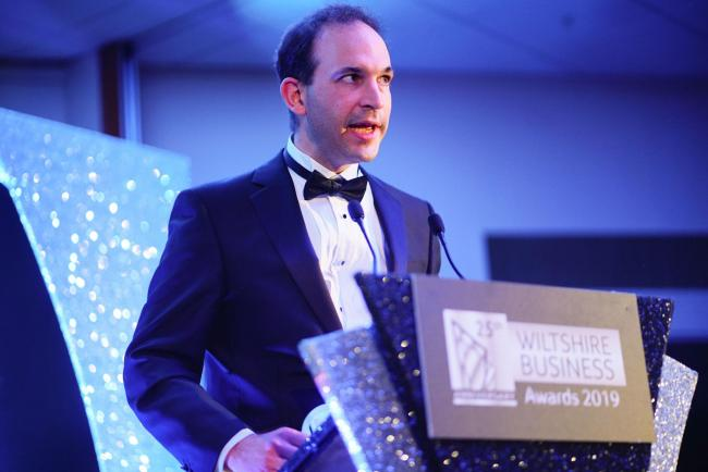 Bechtle Direct's boss James Napp said he was delighted to have won the award