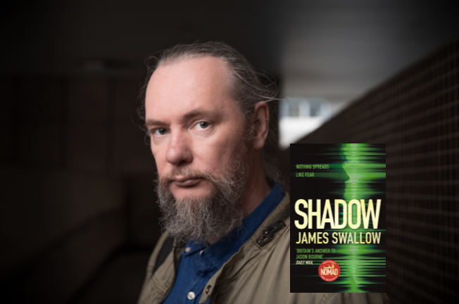 James Swallow: Author Event