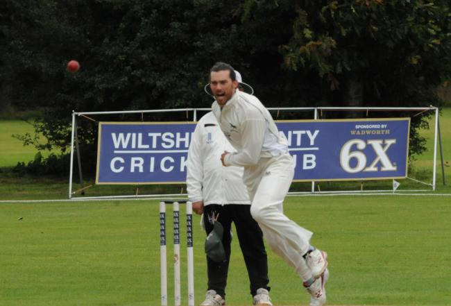 Wiltshire captain Ed Young.               Photo:Trevor Porter