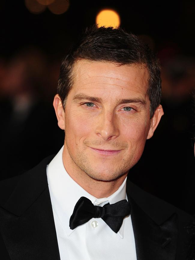 File photo dated 23/10/12 of Bear Grylls who is being investigated by his local council after he erected a slide off an island which he owns. PRESS ASSOCIATION Photo. Issue date: Thursday August 22, 2013. On Monday Grylls posted a picture on Twitter of th