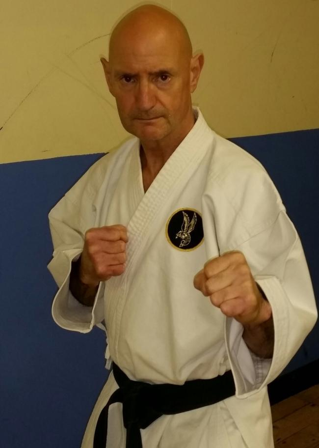 Phil Woodfield is standing down as Stratton Higashi instructor